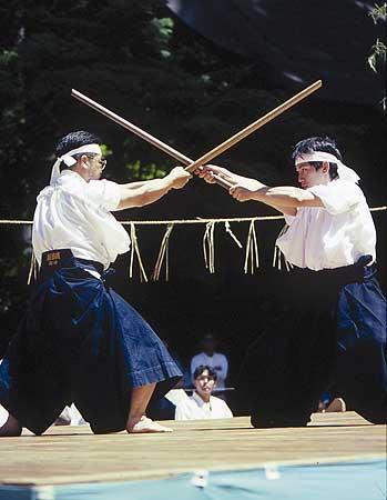 Kashima-shinto-ryu ?承了卜?的武道精神的鹿?新当流是重??践的古武道。在&q